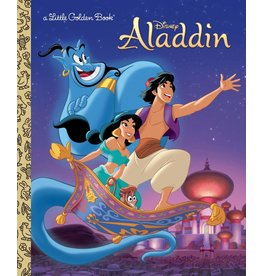Little Golden Book: Aladdin