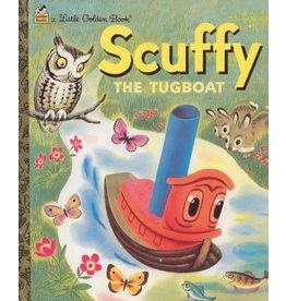 Little Golden Book: Scruffy The Tugboat