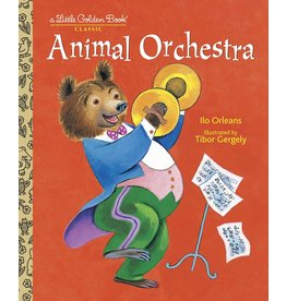 Little Golden Book: Animal Orchestra