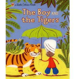 Little Golden Book: The Boy and the Tigers