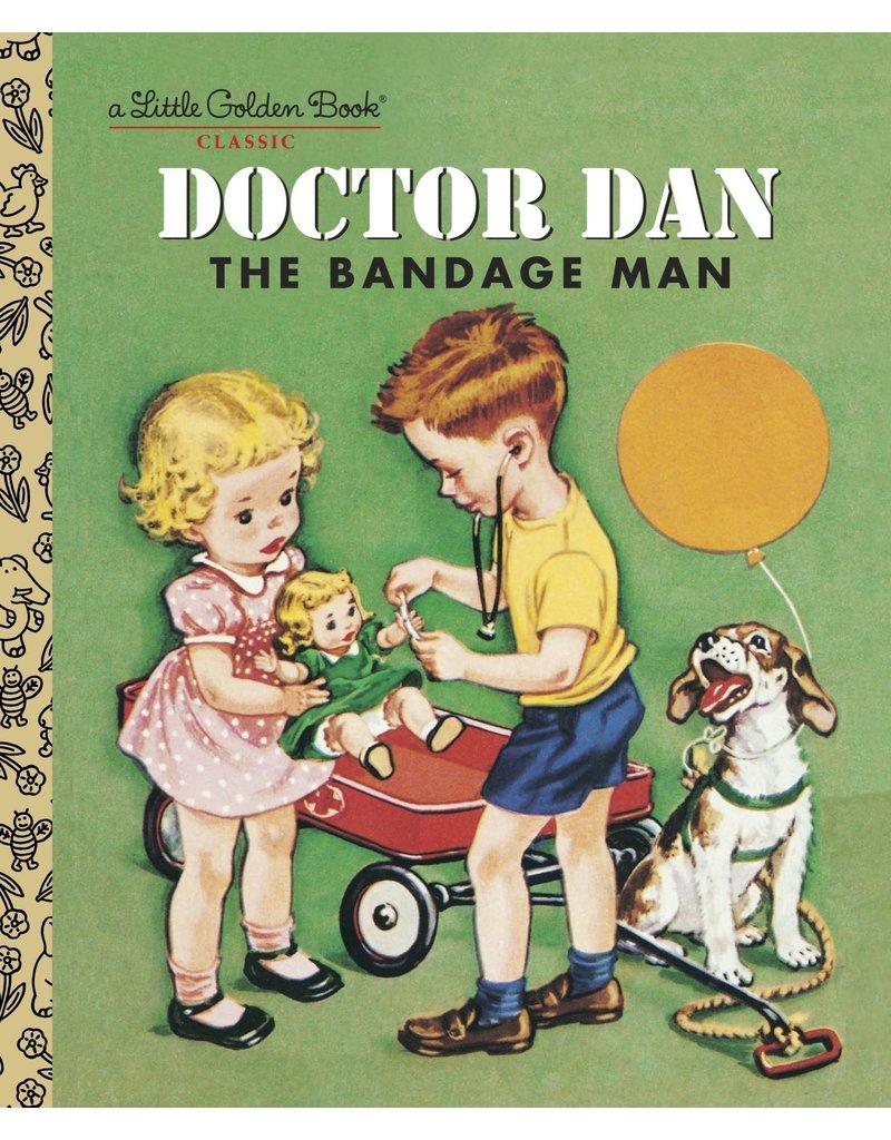 Little Golden Book: Doctor Dan