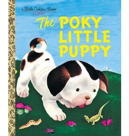 Little Golden Book: The Poky Little Puppy