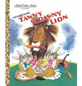 Little Golden Book: Tawny Scrawny Lion