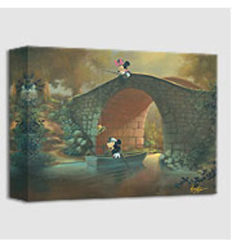 DISNEY Hooked on You -  Disney Treasure On Canvas