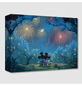 DISNEY Memories of Summer -  Disney Treasure On Canvas