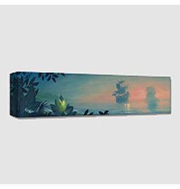 DISNEY Neverland Lagoon -  Disney Treasure On Canvas