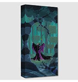 DISNEY Maleficent Summons The Power -  Disney Treasure On Canvas