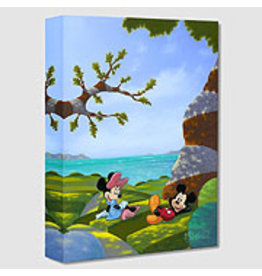 DISNEY Waves and Rays -  Disney Treasure On Canvas