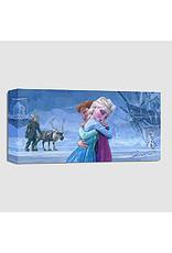 DISNEY The Warmth of Love -  Disney Treasure On Canvas