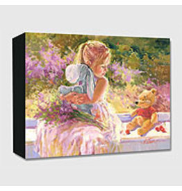 DISNEY Sunny Window -  Disney Treasure On Canvas