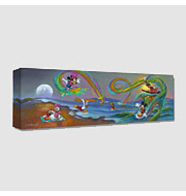 DISNEY Mickey's Crazy Wave -  Disney Treasure On Canvas