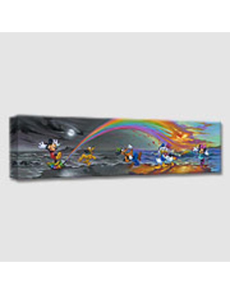 DISNEY Mickey Makes Our Day -  Disney Treasure On Canvas