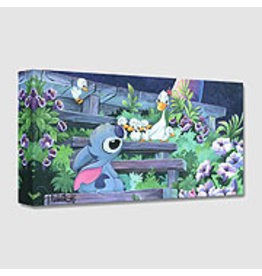 DISNEY Family Blossoms -  Disney Treasure On Canvas