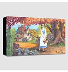 DISNEY The Flowery Path -  Disney Treasure On Canvas