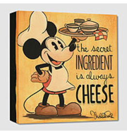 DISNEY The Secret Ingredient... -  Disney Treasure On Canvas