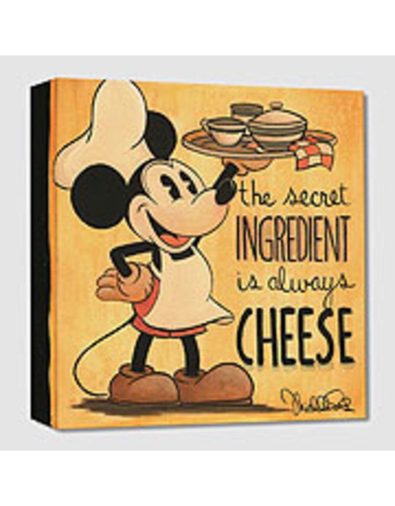 DISNEY The Secret Ingredient... -  Disney Treasure On Canvas