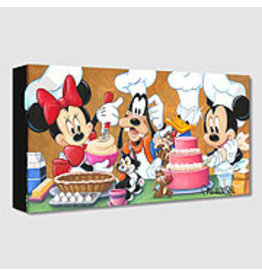 DISNEY Happy Kitchen -  Disney Treasure On Canvas