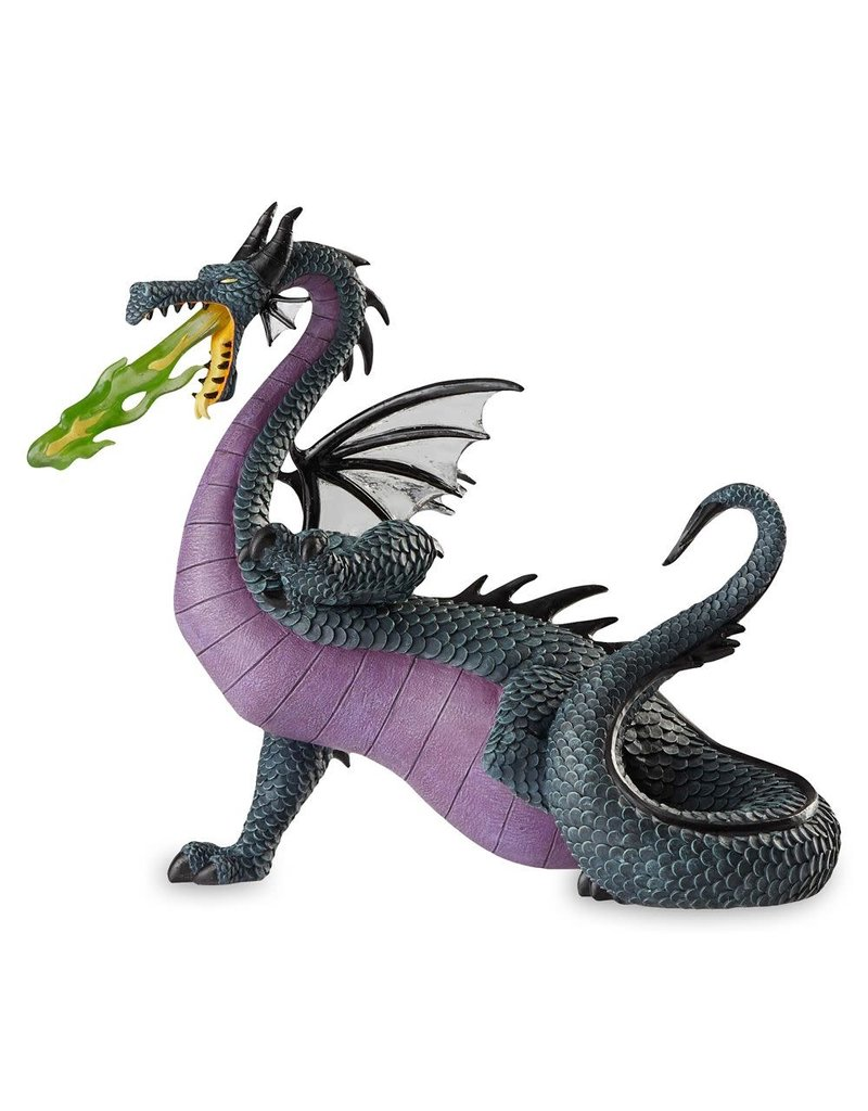 DISNEY Maleficent as Dragon Figurine