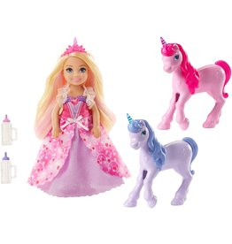Barbie Chelsea With Unicorns
