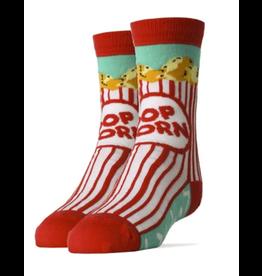 Box O Popcorn - Women's Crew Socks