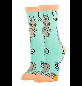 Hey Boo - Women's Crew Socks