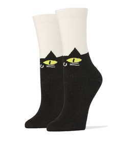It's Meow OrNever - Women's Crew Socks