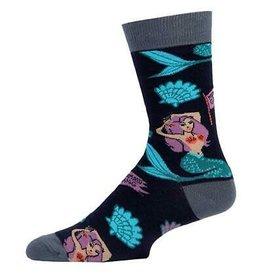 Mermaid Gang - Women's Crew Socks