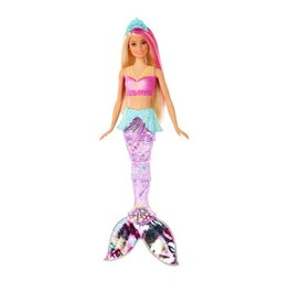 Barbie Sparkle Lights Mermaid-Blonde