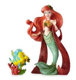 DISNEY Ariel Holiday Couture de Force Figurine