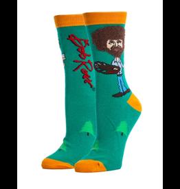 Bob Ross - Men's Crew Socks