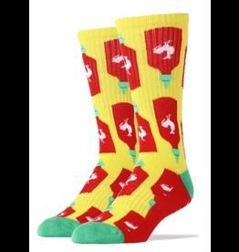 Holy Sriracha - Men's Crew Socks