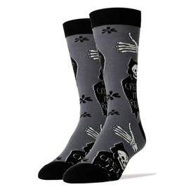 Creep It Real - Men's Crew Socks