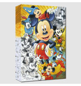 DISNEY 90 Years of Mickey Mouse -  Disney Treasure On Canvas
