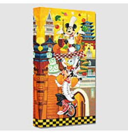DISNEY A World of Flavors -  Disney Treasure On Canvas