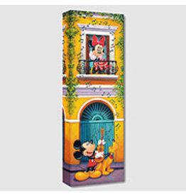 DISNEY Balcony Serenade -  Disney Treasure On Canvas