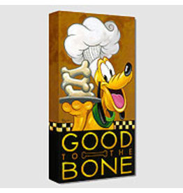 DISNEY Good To The Bone -  Disney Treasure On Canvas