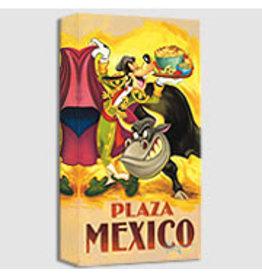DISNEY Goofy's Plaza Mexico -  Disney Treasure On Canvas