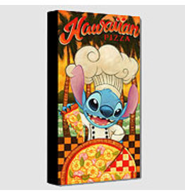 DISNEY Hawaiian Pizza -  Disney Treasure On Canvas