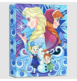 DISNEY We Only Have Each Other -  Disney Treasure On Canvas
