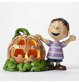 Linus and The Great Pumpkin Jim Shore