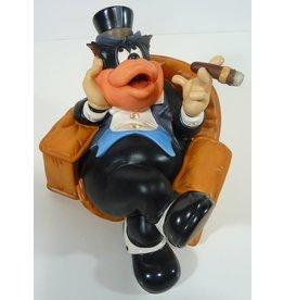 "DISNEY Walt Disney Classics Collection ""Sylvester Macaroni"" Peg Leg Pete Tycoon"