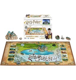 The Wizarding World 4D Puzzle