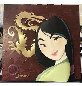 DISNEY Mulan Portrait - Original
