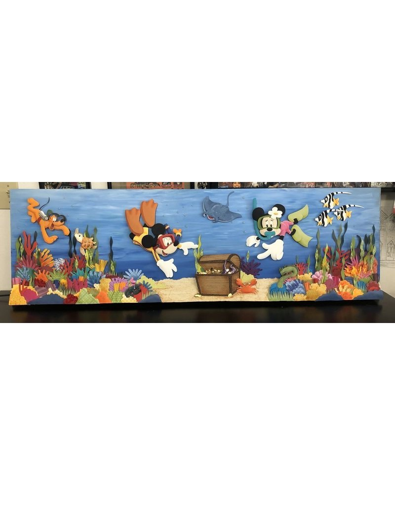 DISNEY Underwater Friends - Original