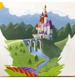 DISNEY Shining Castle in a Faraway Land - Original