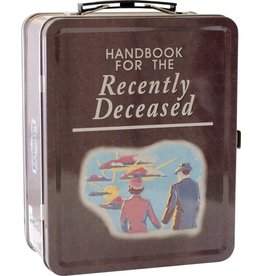Beetlejuice Handbook Tin Box