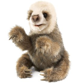 Folkmanis: Baby Sloth Puppet