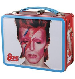 Bowie Tin Lunch Box