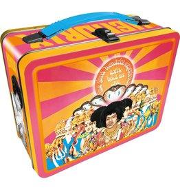 Jimi Hendrix Tin Lunch Box