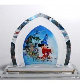 DISNEY Fantasia - Sorcerer Hat in Castle Window